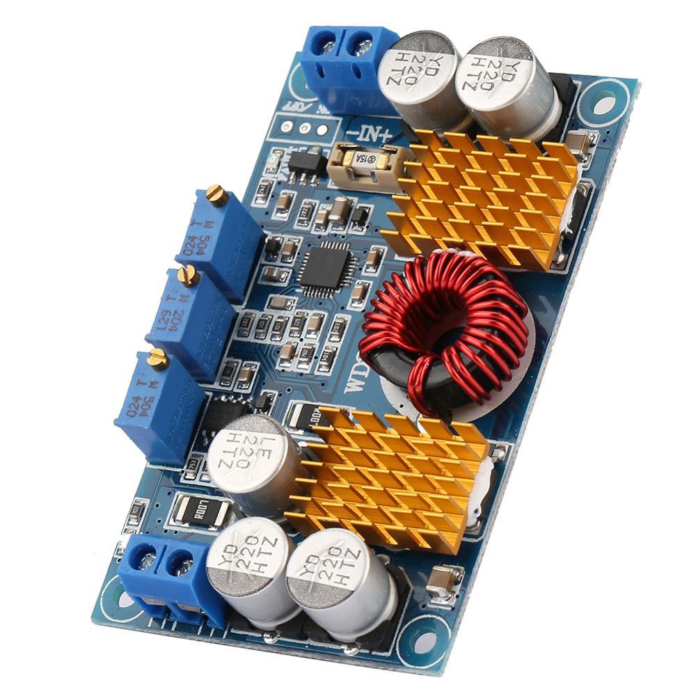 Image 3 - Regulador де voltaje LTC3780 DC преобразователь постоянного тока в постоянный ток 5 32V постоянного тока до 1 V 30 V 10A автоматическое шаг вверх вниз Регулятор зарядки Модуль хорошо защитой Функция-in Инверторы и конвертеры from Товары для дома on AliExpress