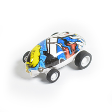 USB Charging Mini High-Speed Stunt Car Decompression Toy 360 Rotating Laser Chariot Racing Model Toys for Kids Boys