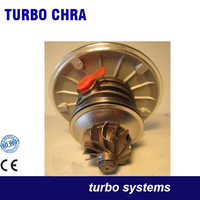 GT1549S turbo cartridge 7136670001 713667 5003S 713667 0003 713667 0001 9637861280 for engine : DW10ATED4 DW 10ATED4S DW10ATED4S