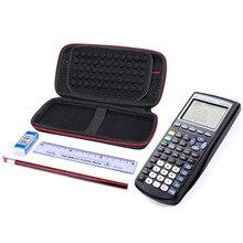 Case For Texas Instruments TI-84 Plus/C Silver Edition/CE/TI-83 Plus/TI-86/Nspire CX CAS/Casio fx-9860GII Graphing Calculator