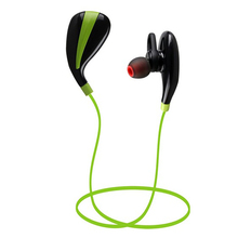 qijiagu 10pcs Stereo sports bluetooth earphone with mic stereo mobile phone headset