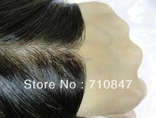 شعر مستعار للوجه الرفيع حقن الرجال الشعر المستعار اللون 1b حجم 8x10 بوصة الرجال شعر مستعار/استبدال ، نظام ، بيروكا شحن مجاني