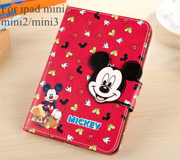 Case For apple iPad mini 1 mini 2 mini 3 mini 4 tablet case