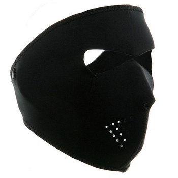 New Cycling Skiing Hiking Hunting 2 in 1 Reversible Neoprene Full Face Mask Wholesale face mask