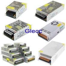 Питание 5 V 2A 3A 10A 20A 30A 40A 60A 70A 80A 110V 220V переменного тока в постоянный 5 вольт постоянного тока светодиодный Питание драйвер для светодиодный пол...