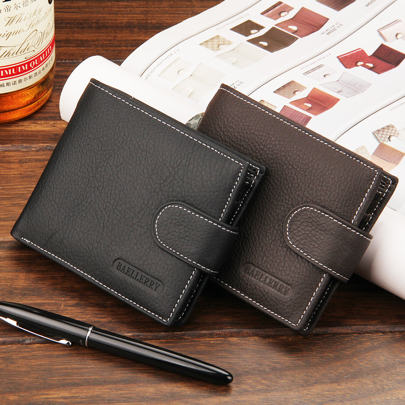 Wallet Men Leather Wallets Male Purse Money Credit Card Holder Genuine Coin Pocket Brand Design Money Billfold Maschio Clutch contact s brand coin purse men wallets leather genuine clutch male wallet small money bag coin pocket walet credit card holder