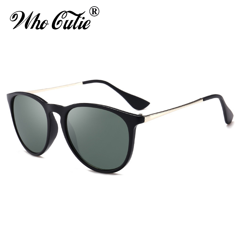 fd977f3ae2d Detail Feedback Questions about WHO CUTIE 2018 Round Sunglasses Men Women  Brand Designer Classic Vintage tortoiseshell Frame Sunnies Sun Glasses  Shades ...