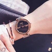 2019 Famous brand design women watches Tik Tok super hot watch women high quality steel women bracelet wrist watch reloj mujer