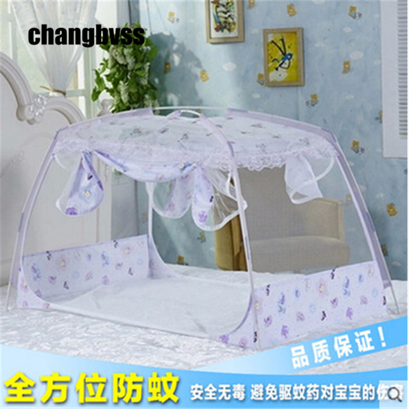 ФОТО Net bed for babies Essential Mesh Baby Infant Bed Mosquito Mesh Dome Curtain Net for Toddler Crib Cot Canopy