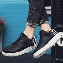 Men  Vulcanize Shoes Spring Autumn Breathable Mens Flats Zapatillas Hombre Fashion Stripe Sapato Sneakers