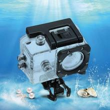 Waterproof Case 30m Protective Diving Housing Shell for SJ4000 WIFI Eken H9 Sportcam Camera Accessories