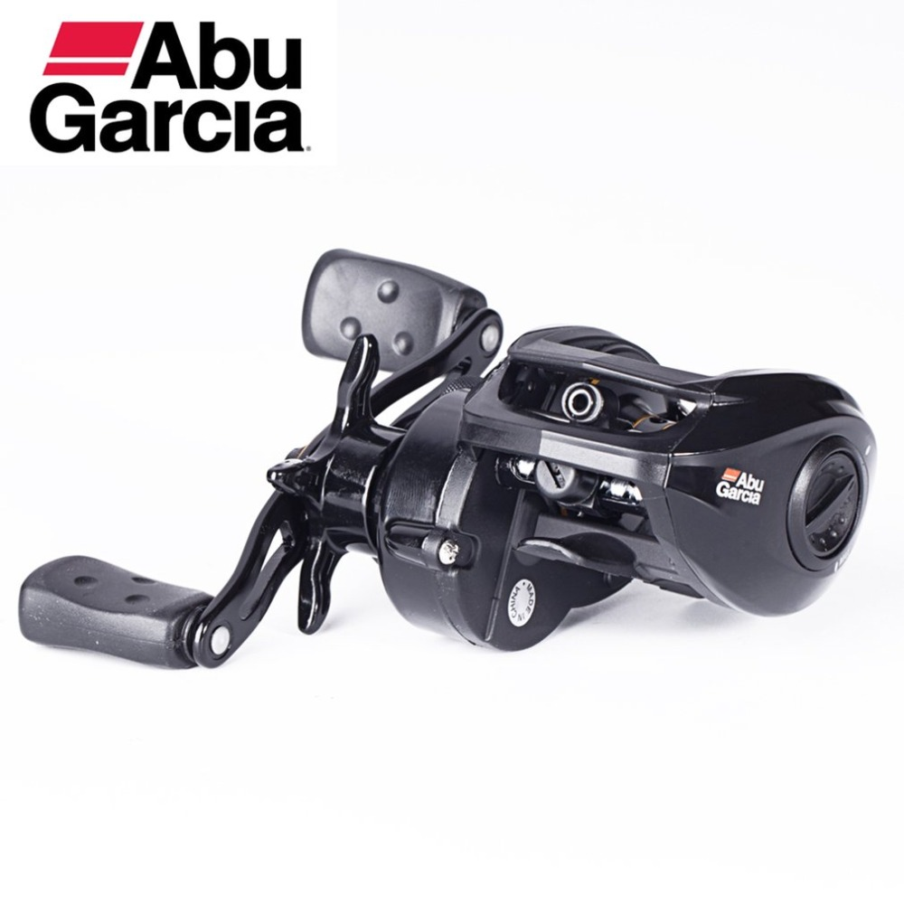 Abu Garcia Fishing Reel Pro Pmax3-L Baitcasting Water Drop Wheel 7.1:1 Gear Ratio 8KG Bearing Fishing Tool for Left Hand abu garcia catalog pdf