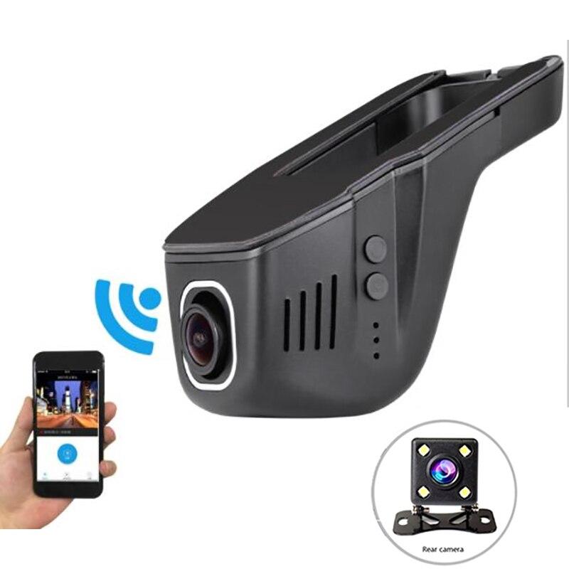 1080P Night Version Novatek 96655 WIFI Car DVR Registrator Digital Video Recorder Camcorder Dash Camera APP