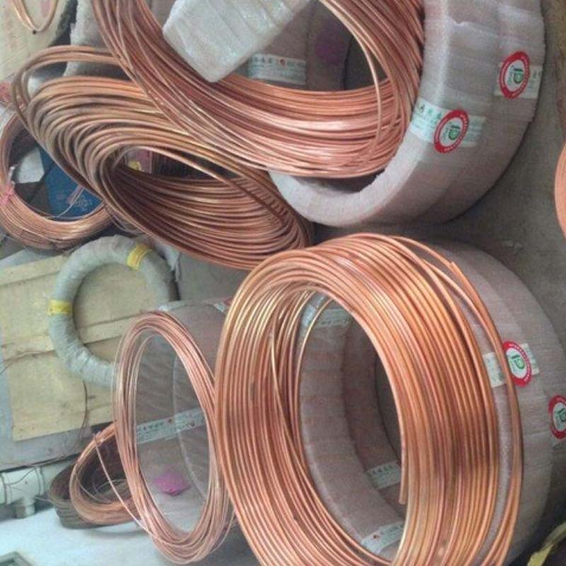 10X1mm Copper tube/hose/soft copper pipe/pure copper pipe/tube/coil/air conditioner 10x1mm soft coil copper tube pipe air conditioner refrigeration systems