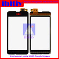 """4.0 """"para nokia lumia 530 n530 touch screen digitador toque vidro painel touchscreen, original nova frete grátis"""