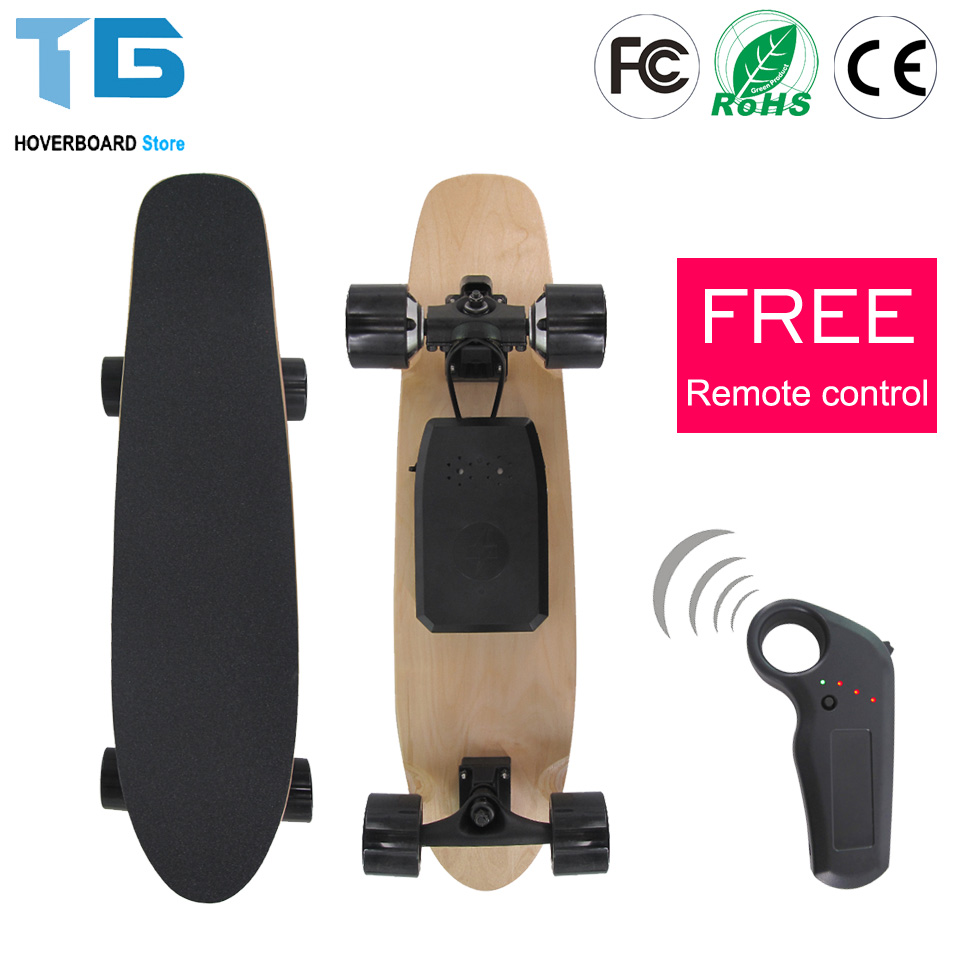 New Classic Cruiser Style Electric Skateboard Complete Deck 7 Layers Maple Fishboard Skate Board 2 Colors Dual Motor 2016 new peny board skateboard complete retro girl boy cruiser mini longboard skate fish long board skate wheel pnny board 22