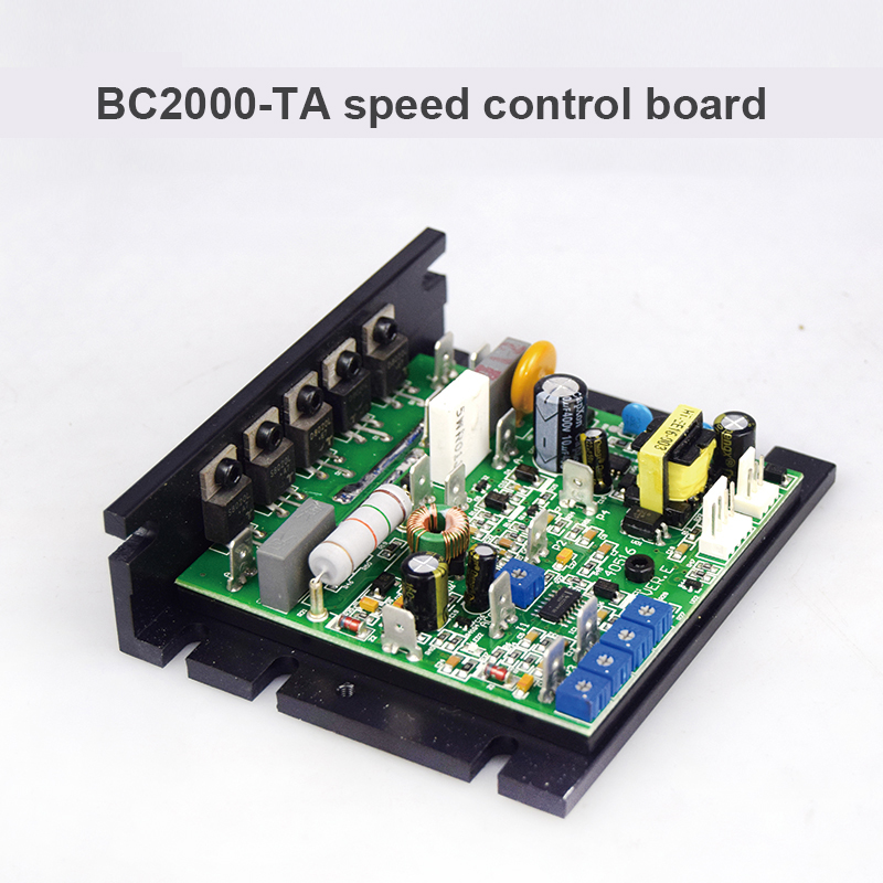 BC2000 TA control board control board for mini lathe