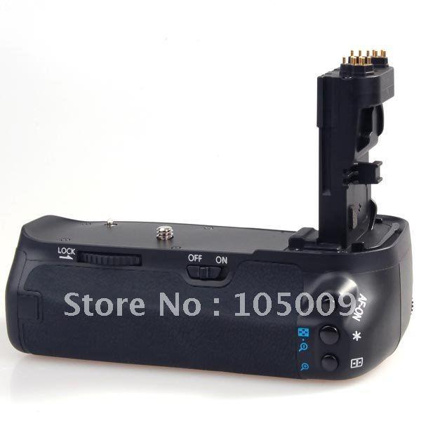 Battery Grip for Canon EOS 60D BG-E9 BGE9 ruibo bg e9 battery grip for canon eos 60d black