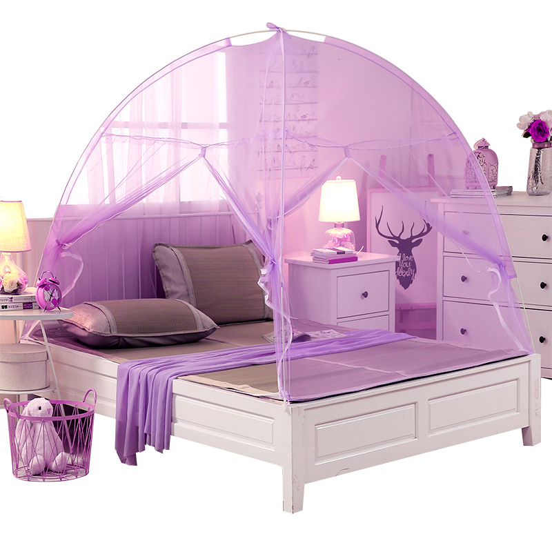 Romantic mosquito net for bed canopy adults canopy netting - Canopy bed ideas for adults ...
