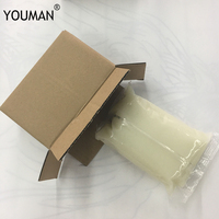 Wallpapers YOUMAN Rice Wallpaper Paste Glue Super UV Fix White Wood Glue for Wallpaper DIY Formaldehyde Free Superglue Repair
