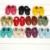 BBK borlas de cuero Completo arco bebé mocasines zapatos de bebé de las muchachas Primera capa de zapatos de cuero suave zapatos infantiles zapatos Del Niño niños