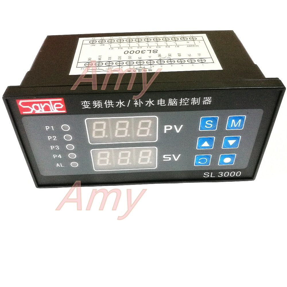 Constant pressure water supply controller constant pressure water meter frequency converter water pump is only one