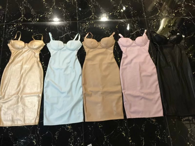 Popular Pink Bustier Dress-Buy Cheap Pink Bustier Dress lots from ...