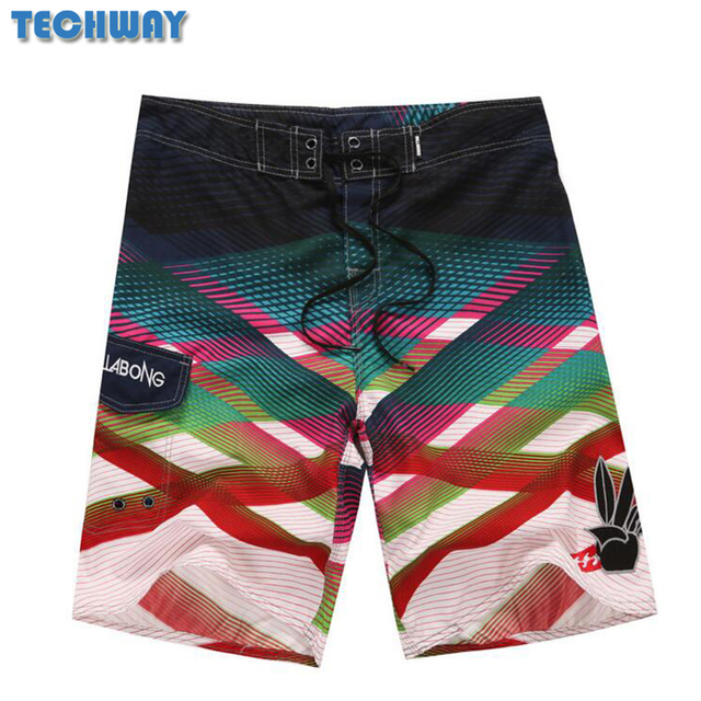 2019 New Summer Swim Wholesale New Men's Board Shorts Beach Brand Shorts Surfing Bermudas Masculina De Marca Men Boardshorts 1
