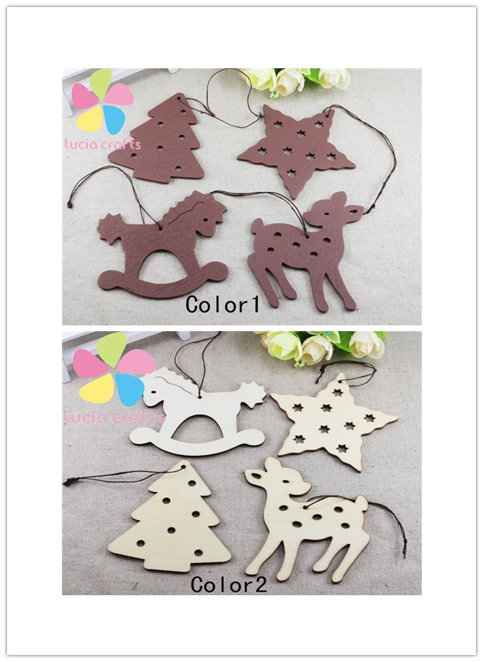 Free shipping 5*7cm Christmas Decoration Pendant For Home, Market, Hotel decoration 8pcs/set 058002008