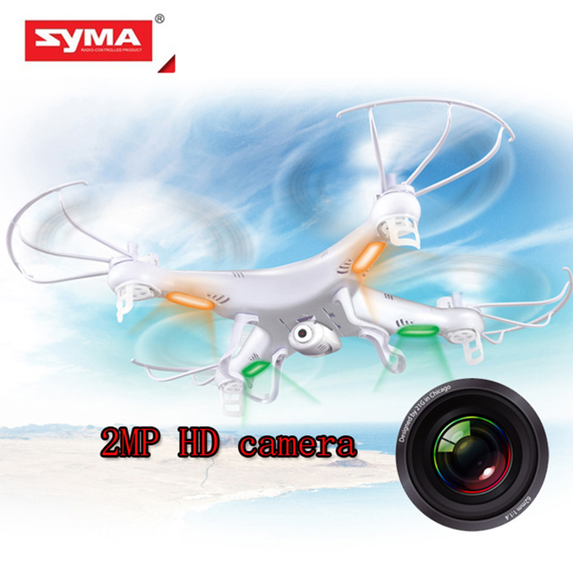 Sima X5C aerial Quadcopter Advanced multi-function remote control aircraft with Long video and 360 degree rollover