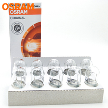 10/piece OSRAM Car auxiliary light Auxiliary bulb T20 monofilament large bubble 7505 W21W 12V 21W 12065)