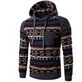 2017 Hoodies Mens Hombre Hip Hop Male Brand Hoodie Raglan Sleeves National Wind Sweatshirt Suit Men Slim Fit Men Hoody XXL