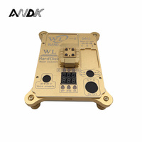 WL 64 Bit Hard Disk Test Repair Instrument IC Chip Mainboard Nand Flash Programmer HDD Serial