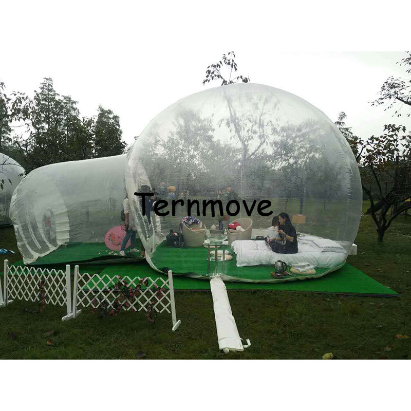 Trade Show Exhibition Tent 4m diameter room Commercial Advertising Inflatable Tent for Event Inflatable Bubble House for camping trade show exhibition tent commercial advertising inflatable tent house for event china factory outdoor inflatable igloo tent