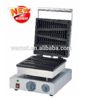 Free shipping 220V or 110V available 100% perfect Electric tree shape French Muffin hot dog machine Lolly Waffle maker