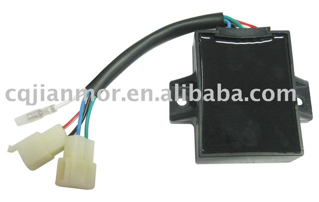 GN125 CDI unit of motorcycle parts