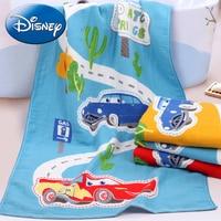 Disney Cartoon Car Kids Bath Towel Soft Cotton Baby Girls Boy Beach Cloak Rectangle Towel For Infant Toddler Washcloth Wipe