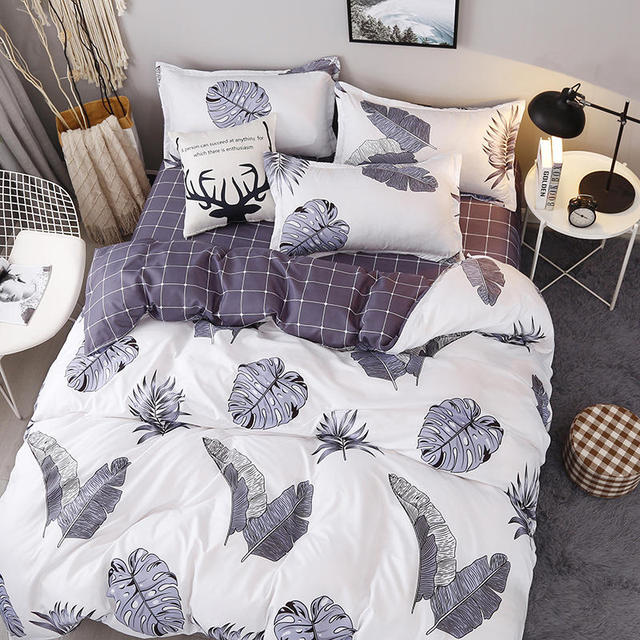 Bohemian Cotton Bedding Set