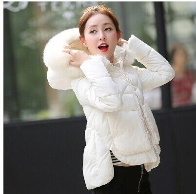 Women Winter Coat Thickening Cotton Winter Jacket Womens Outwear Parkas for Women Winter Short Outwear 2017 New Parkas