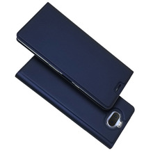 Skórzane etui dla Fundas Sony Xperia 10/Xperia 10 Plus etui dla Sony Xperia XA3 ultra magnetyczny odwróć portfel przy telefonie przypadki skóry