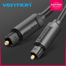 Vention Digital Optical Audio Cable Toslink 1m 3m SPDIF Coaxial Cable for Amplifier Blu-ray Player Xbox 360 Soundbar Fiber Cable(China)
