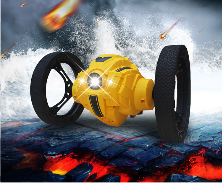Fun Electronic Toys for boys child RC Robot for indoor outdoor game Gift