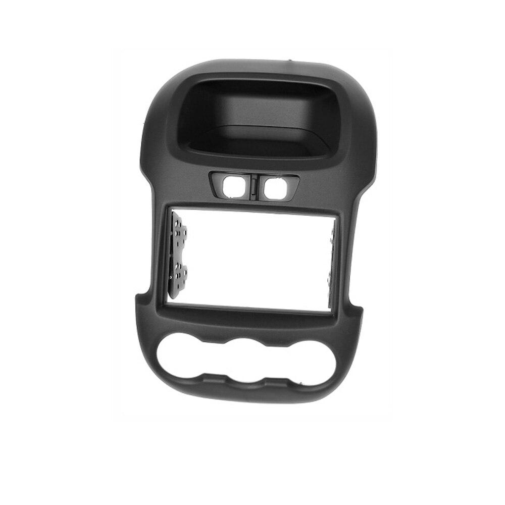 Двойной Дин стерео Панель для Ford Ranger общие Тип фасции Радио Установите Даш монтажа Установка отделкой комплект плиты