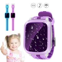 Children S GPS Smart Watch Student Positioning Anti Wrestling Waterproof Wristwatch Child S Watches Monitoring Relogio