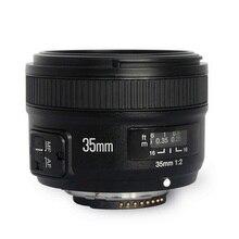 Originální objektiv fotoaparátu YONGNUO 35MM F2 pro objektiv NIKON s velkou clonou NIKON s automatickým ostřením pro NIKON 7000 D5100 D5000 D3100 D3000 D60