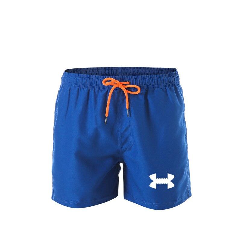 New men's beach shorts summer beach print shorts men's casual s 1