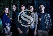Teen Wolf Wall Poster