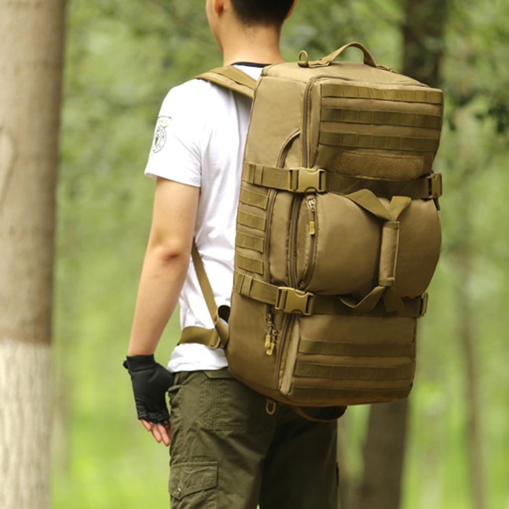 Waterproof Waist Bag Oxford Climbing Bags Outdoor Military Tactical Camping Hiking Pouch Bag mochila military bolsa