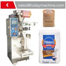 rice powder packing filling machine/flour grain flour weighing fill machine powder packing machine 100g powder weigh filling machine coffee weighing filler