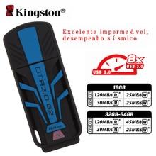 Kingston 64gb USB 3.0 Pen Drives Waterproof Memoria Key USB Flash Drive USB Memory Stick Fast Speed